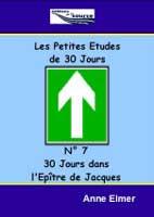 30 jours - Epître de Jacques
