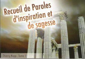Inspiration et Sagesse 1