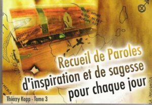 Inspiration et Sagesse 3