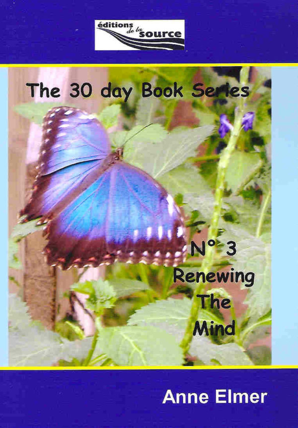 30 days - Renewing the Mind